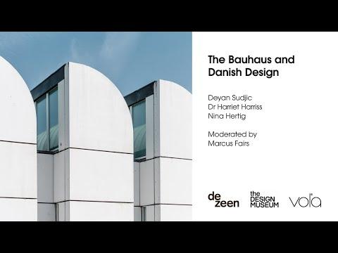 Watch our talk on how Bauhaus influenced Danish design | Design | Dezeen