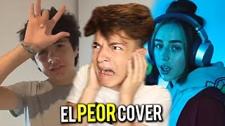 EL PEOR COVER de NICKI NICOLE (bzrp music session)
