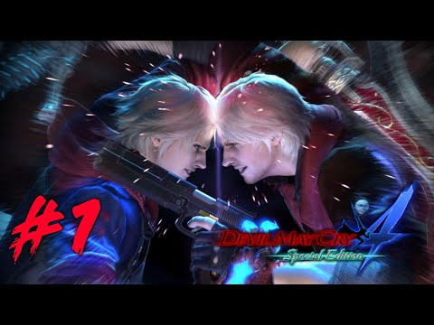 Devil May Cry 4 Special Edition - Dante Devolta!!  - (Gameplay/Ps4)