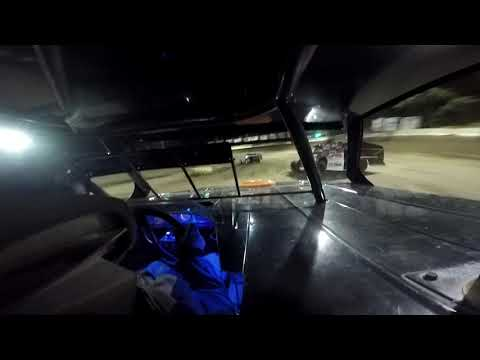 In Car Cam of C.J. Volluz at Highland Speedway 9-10-21 (B-mod Feature only) - dirt track racing video image