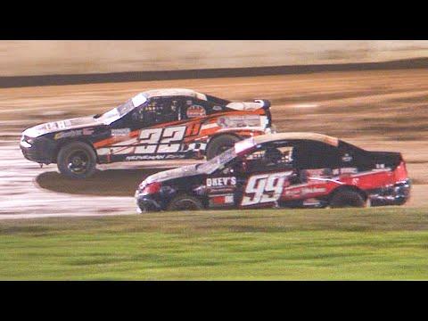 Challenger Feature | Eriez Speedway | 9-19-21 - dirt track racing video image
