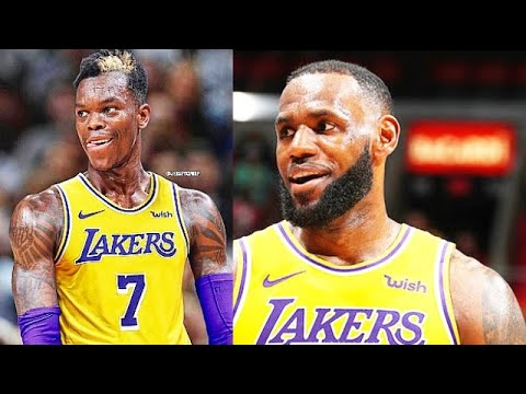 Lakers Trade Danny Green For Dennis Schroder! 2021 NBA Free Agency