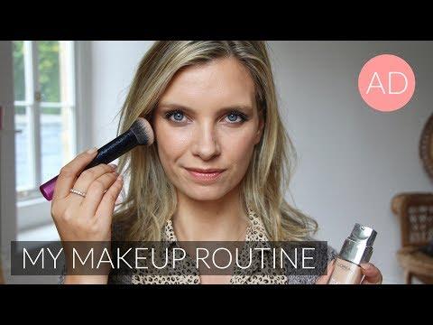 My Makeup Routine + Amazing New Foundation