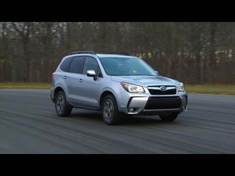 2014 Subaru Forester first drive | Consumer Reports - UCOClvgLYa7g75eIaTdwj_vg