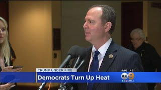 With Newfound Subpoena Power, House Democrats Turn Up The Heat On President Trump