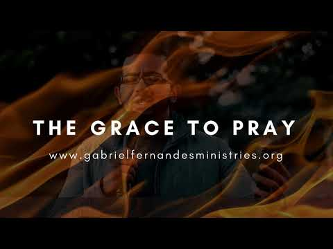 GOD WILL GIVE YOU THE GRACE TO PRAY, Daily Promise and Prayer with Ev Gabriel Fernandes