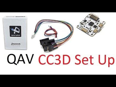 QAV 250 - CC3D Flight Controller Set Up - That HPI Guy - UCx-N0_88kHd-Ht_E5eRZ2YQ