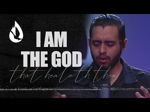 I Am the God that Healeth Thee (by Don Moen)  Worship Cover by Steven Moctezuma