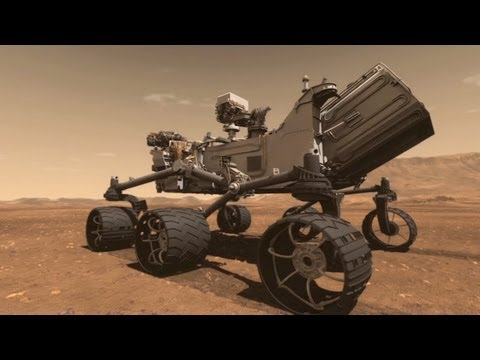 What sets Curiosity apart from other Mars Rovers? - UC1znqKFL3jeR0eoA0pHpzvw