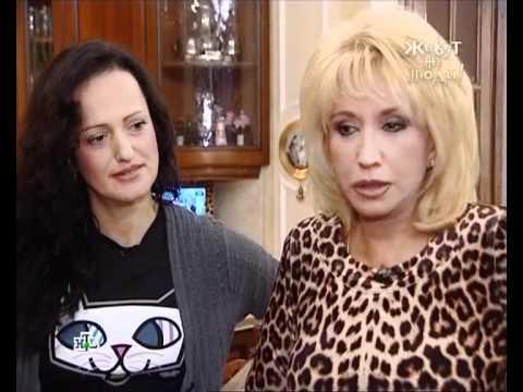 Ирина Аллегрова в программе Живут же люди (часть 2) - UCifkL5PwNM2SF243CMam76Q