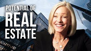 THE POTENTIAL & POWER OF REAL ESTATE - Kim Kiyosaki   London Real