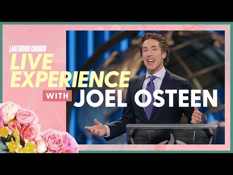 Joel Osteen  Special Mothers Day Service 11:00am