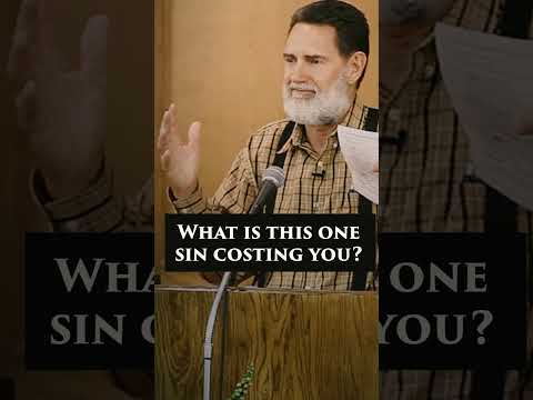 What Is This One Sin Costing You? #Shorts