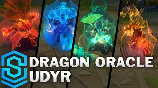 Dragon Oracle Udyr Skin Spotlight - League of Legends