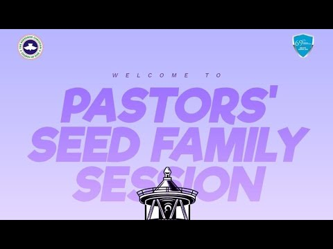RCCG HOLY GHOST CONVENTION 2021 - DAY 2 PSF  SESSION
