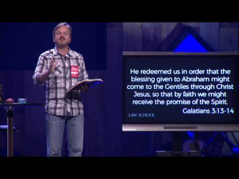 Why the curtain was torn in two in the New Testament. (Tim Harlow at Parkview Church)