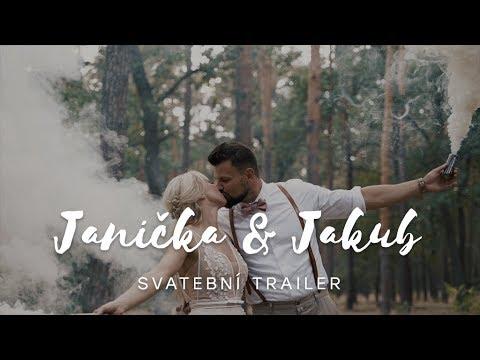 Janička & Jakub - svatební trailer