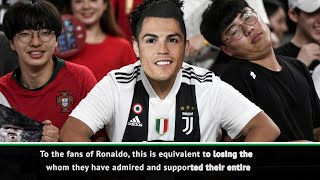 South Koreans looking to sue Cristiano Ronaldo and Juventus