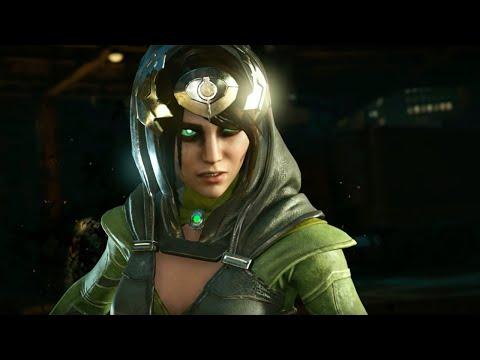 Injustice 2 - Enchantress Trailer - UCKy1dAqELo0zrOtPkf0eTMw