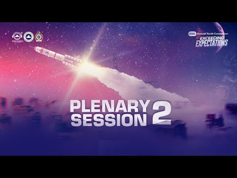 RCCG YOUTH CONVENTION 2021 - PLENARY SESSION 2  DAY 2