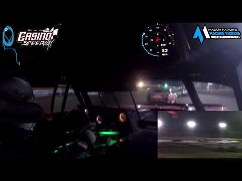 #58 Wade Tirrel WISSOTA Street Stock On-Board @ Casino (7/14/21) - dirt track racing video image