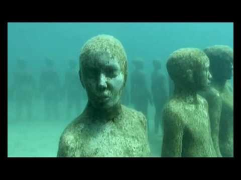 World's Largest Underwater Museum!