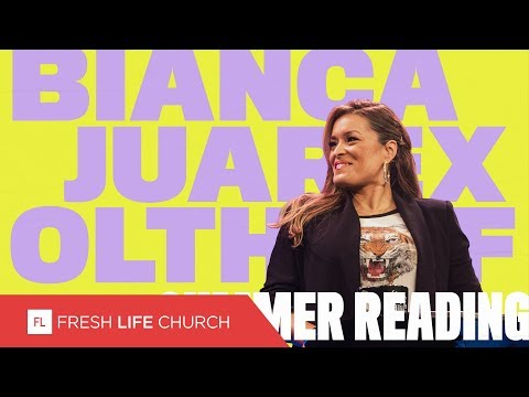 How To Have Your Life Not Suck :: Summer Reading ft. Bianca Juarez Olthoff