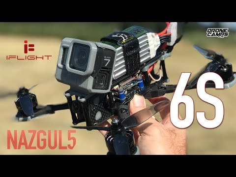 iFlight NAZGUL5 6S Edition - Absolute Perfection Again! - 5 STARS