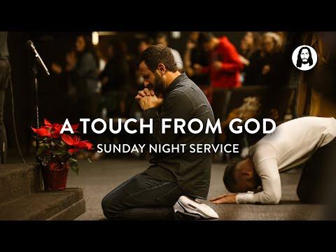 The Feet of Jesus  Eric Gilmour  Sunday Night Service