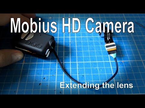 Mobius Quick Tip: How to install the lens extension cable. Cable from Banggood.com - UCp1vASX-fg959vRc1xowqpw