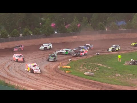 7/10/2021 Shawano Speedway Races - dirt track racing video image