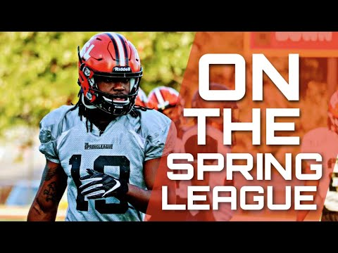 What Happened in The Spring League? Kent Shelby's Point of View