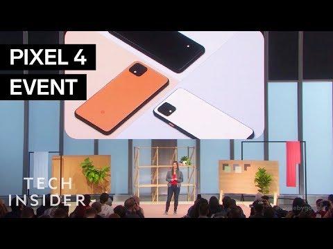 Google Pixel 4 Event In 12 Minutes - UCVLZmDKeT-mV4H3ToYXIFYg