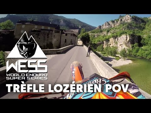 Paul Bolton races out to the southern French countryside. | Trèfle Lozérien AMV 2018 - UCblfuW_4rakIf2h6aqANefA