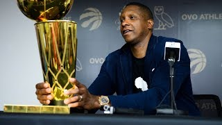 Masai Ujiri after Kawhi's departure from the Raptors: 'On to the next one'