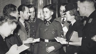 The Dutch boy who received the highest German award of World War II