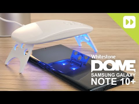 WhiteStone Dome Samsung Galaxy Note 10 Plus Glass Screen Protector Installation Guide & Review - UCS9OE6KeXQ54nSMqhRx0_EQ