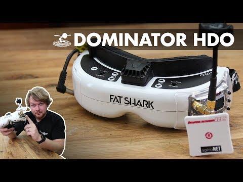 Fat Shark Dominator HDO - What you need to know - UC9zTuyWffK9ckEz1216noAw