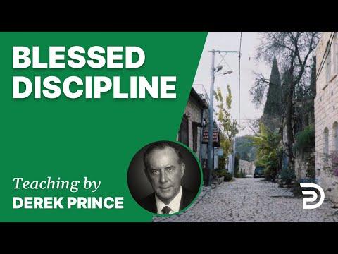 Blessed Discipline 10/4