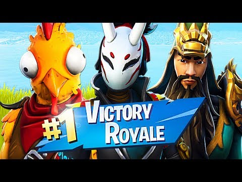 FORTNITE DUOS w/ MY GIRLFRIEND!! (Fortnite Live Gameplay) - UC2wKfjlioOCLP4xQMOWNcgg