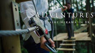 Adventures - Higashi Mikawa...