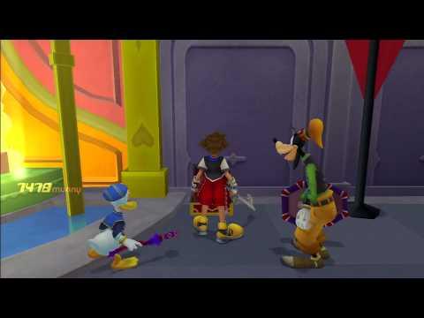 PS3 Longplay [071] Kingdom Hearts Final Mix HD (part 5 of 5)