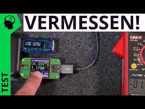 Bullshit: Sinnlose USB Messgeräte zur Leistungs- und Strommessung - UC8Mt0oI0zRj35ZwYjImUOgg