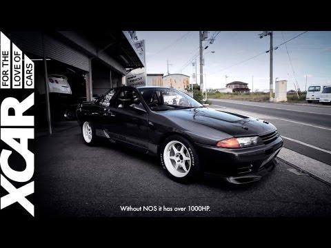 1200BHP Nissan Skyline GT-R R32 - XCAR - UCwuDqQjo53xnxWKRVfw_41w
