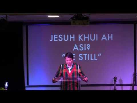 REV. DR. HRE MANG  JESUH KHUI AH A SI 2019