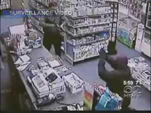 This is Islam!unexpected end to a robbery attempt!