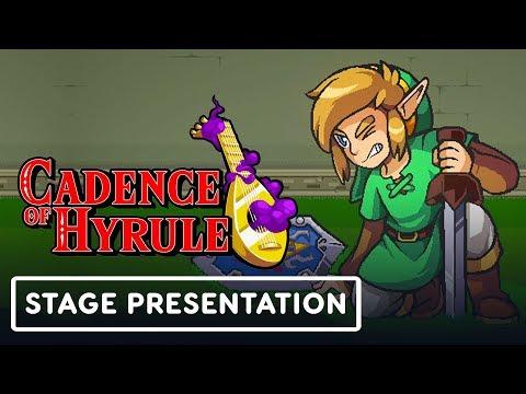 Cadence of Hyrule: Crypt of the NecroDancer Full Treehouse Presentation - E3 2019 - UCKy1dAqELo0zrOtPkf0eTMw