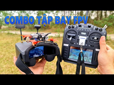 Lần Đầu Bay Thử FPV Racing Drone Mini - Combo Tập Chơi FPV Racing Emax Tinyhawk II Freestyle - UCyhbCnDC6BWUdH8m-RUJHug