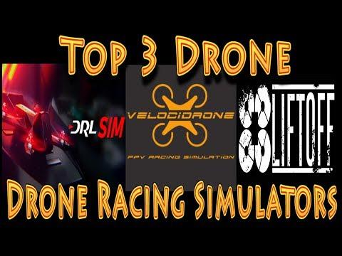 Top 3 Drone Racing Simulators #DRL #Velocidrone #Liftoff - UC18kdQSMwpr81ZYR-QRNiDg