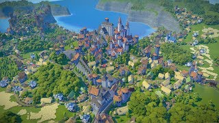 Foundation   Ep. 1   Building the Greatest Kingdom on Earth   City Building Tycoon Gameplay